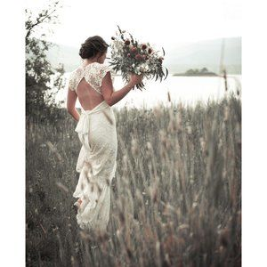 Spell And The Gypsy Brooklyn Bridal Gown & Bag